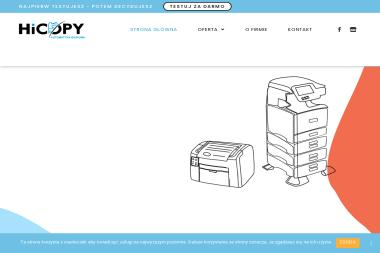 HiCOPY - Serwis sprzętu biurowego Gdańsk