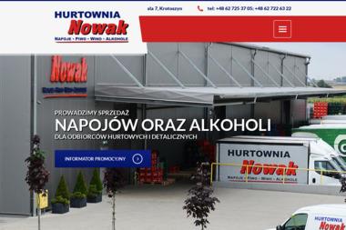 Hurtownia NOWAK - Hurtownia Alkoholi Krotoszyn