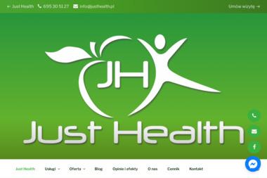 Just Health - Dietetyk Szczecin