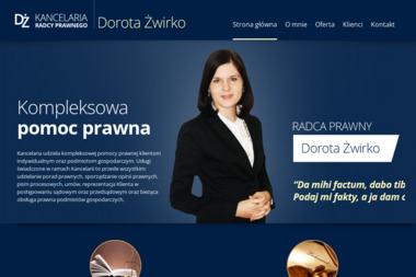 Kancelaria Radcy Prawnego Dorota Żwirko - Firma Windykacyjna Białystok