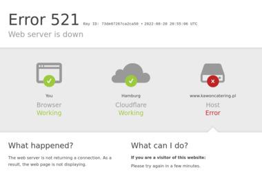 KAWON Usługi Cateringowe - Catering Bielsko-Biała