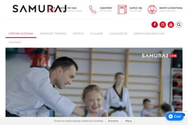 Klub Sportowy Samuraj - Sporty walki, treningi Wrocław