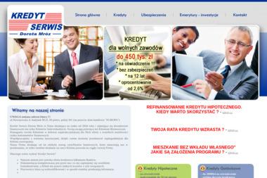 KREDYT SERWIS DM - Niezależny Doradca Finansowy Nowy Sącz