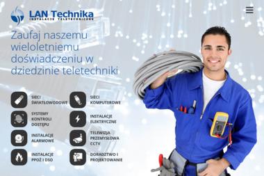 LAN Technika - Projektanci Instalacji Elektrycznych Białystok