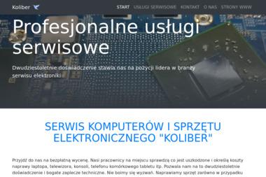 Koliber - Naprawa komputerów Płońsk