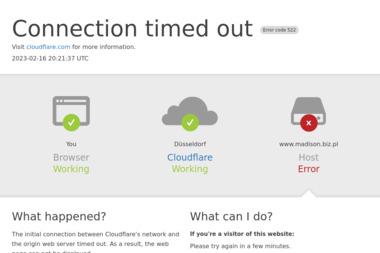Madison - Usługi Gastronomiczne Wojkowice