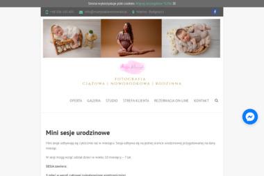 Martyna Klewinowska Fotografia - Sesje zdjęciowe Wtelno