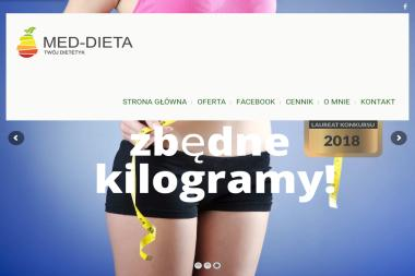 MED-DIETA - Dietetyk Siedlce
