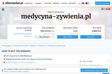 Medycyna Żywienia - Dietetyk Olsztyn