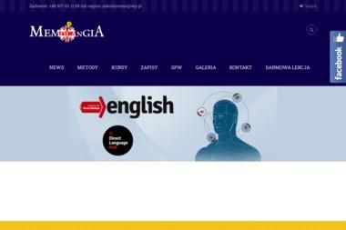 Memolangia - Szkoła językowa Zamość