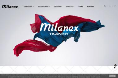 Milanex - Hurtownia Tkanin Kraków