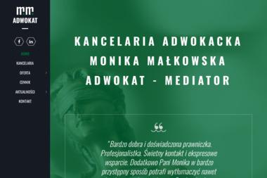 Kancelaria Adwokacka Monika Małkowska - adwokat - Adwokat Poznań