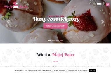 Cukiernia Moja Bajka - Usługi Gastronomiczne Chorzów