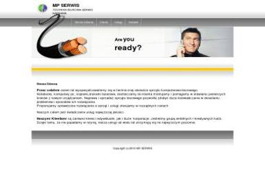 MP SERWIS - Serwis sprzętu biurowego Gdynia