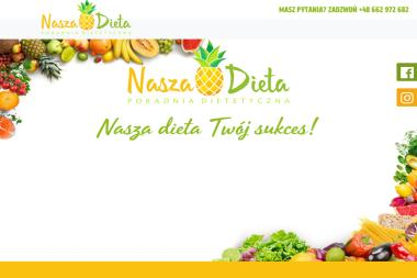 Poradnia Dietetyczna - Nasza Dieta - Dietetyk Olsztyn