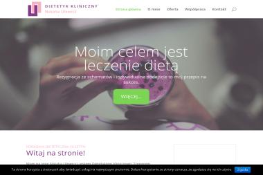 Natalia Ulewicz - Dietetyk Kliniczny - Dietetyk Olsztyn
