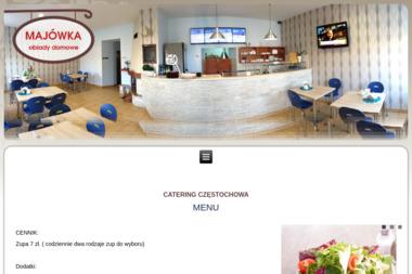 MAJÓWKA - Usługi Kulinarne Częstochowa
