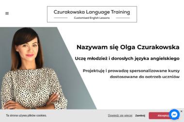 Czurakowska Lanugage Training - Nauczyciele angielskiego Płock