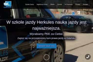 OSK Herkules - Jazdy Doszkalające Gdańsk