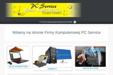 PC Service - Serwis sprzętu biurowego Pabianice