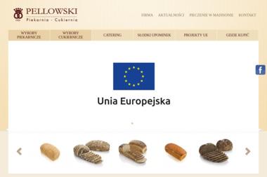 """Piekarnia-Cukiernia """"Pellowski"""" - Cukiernia Gdańsk"""