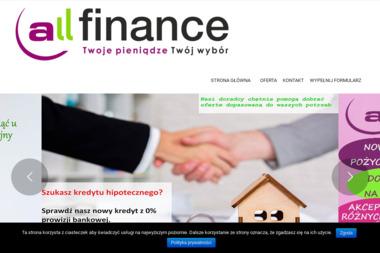 Centrum Kredytowe - Pośrednictwo Finansowe Nowy Sącz