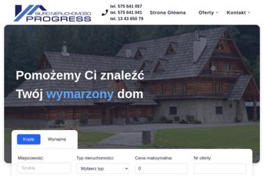 Biuro Nieruchomości Progress - Agencja nieruchomości Krosno