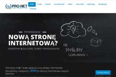 PRO-NET - Firma Informatyczna Ostrołęka