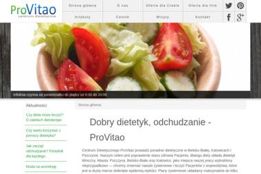 ProVitao - Dietetyk Bielsko-Biała