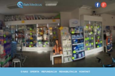 Reh Medicus - Sprzęt rehabilitacyjny Chrzanów