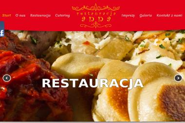 """Restauracja """"ANNA"""" - Catering świąteczny Biała Podlaska"""