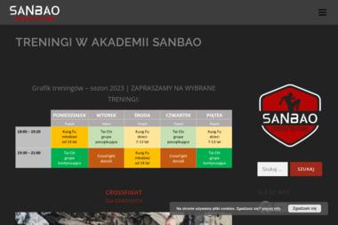 Akademia Sztuk Walk SANBAO - Sporty walki, treningi Gdańsk