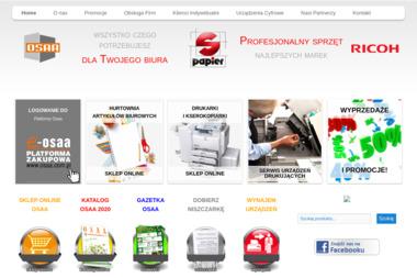 Spin-Papier - Serwis sprzętu biurowego Gorzów Wielkopolski