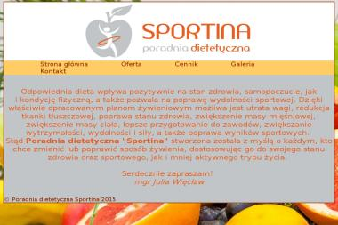 Poradnia Dietetyczna Sportina - Dietetyk Zielona Góra