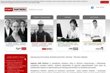 Staff Partners - Doradztwo Personalne Warszawa