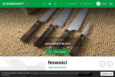 Suncraft - Wyposażenie kuchni Gliwice