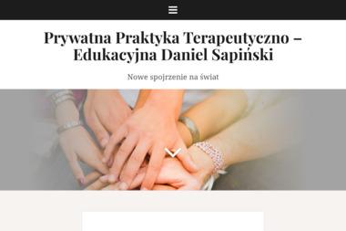 Prywatna Praktyka Terapeutyczno – Edukacyjna Daniel Sapiński - Terapia uzależnień Kętrzyn