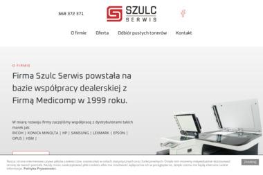 Szulc Serwis - Serwis sprzętu biurowego Rumia