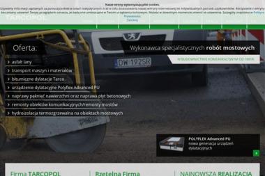 Tarcopol - Budownictwo Inżynieryjne Starachowice