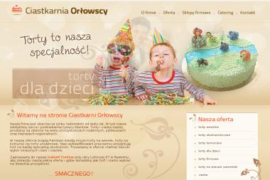 Ciastkarnia Orłowscy - Cukiernia Radom