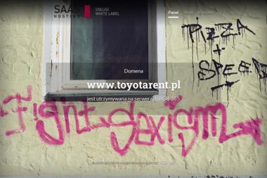 Toyota Rent Wypożyczalnia Samochodów - Wypożyczalnia samochodów Bielany Wrocławskie