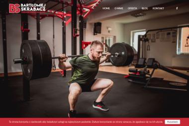 Trener Personalny Bartłomiej Skrabacz - Trener Personalny Kielce