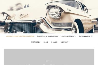 Ubezpieczenia i Leasingi Wiktoria German - Ubezpieczenia Grupowe Poznań
