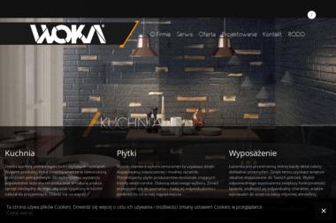 Woka - Wyposażenie łazienki Lublin