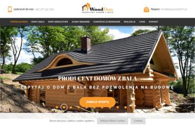 WoodDom - Domy z Bali Pod Klucz Bielsko-Biała