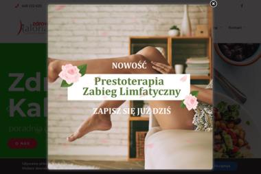 """Poradnia Dietetyczna """"Zdrowa Kaloria"""" - Dietetyk Strzelce Opolskie"""