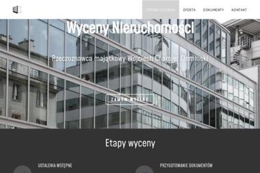 Rzeczoznawca majątkowy Wojciech Chamier Ciemiński - Wycena nieruchomości Chojnice