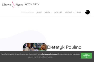 Poradnia dietetyczna ZDROWIE & FIGURA - Dietetyk Sokołów Podlaski