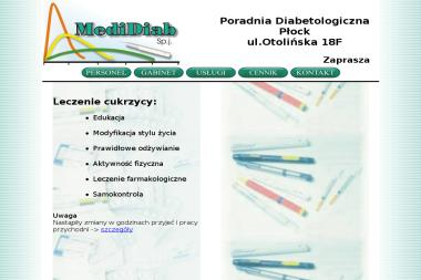 MediDiab - Diabetolog Płock