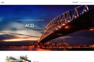 Projekty konstrukcji ACD - Domy Murowane Pod Klucz Świętochłowice